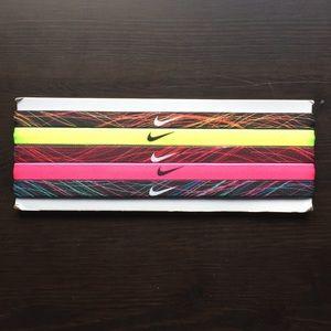 Nike headbands (x5)